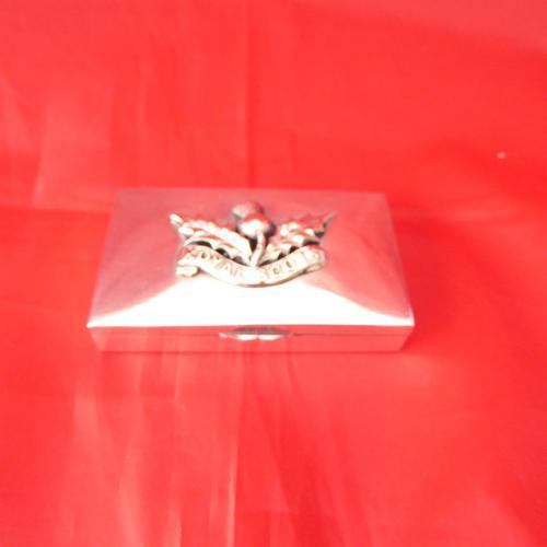Royal Scotts Silver Box (1 of 4)