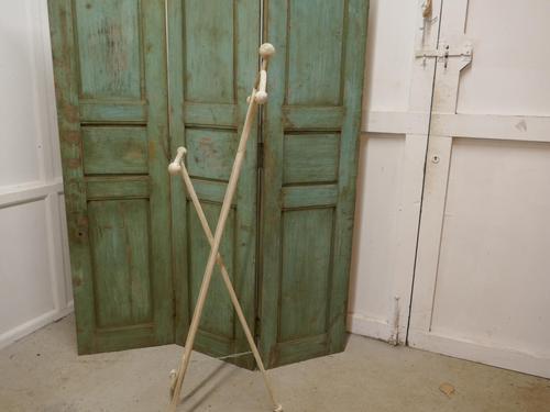 Unusual Floor Standing Suit Hanger or Dumb Valet (1 of 6)