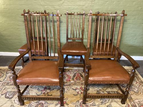 Monastic Dining Chairs (1 of 24)
