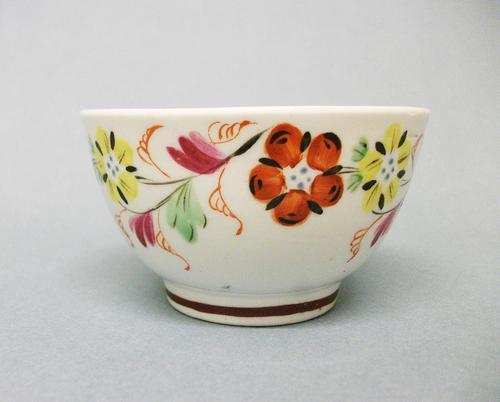 Miles Mason Tea Bowl c.1805 (1 of 3)