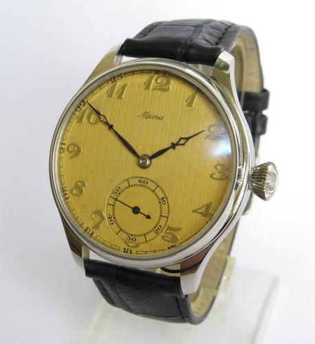 Gents Large Alpina Marriage Watch (1 of 4)