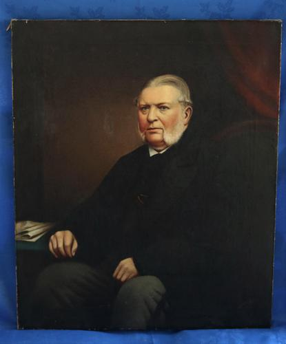 Portrait of a gent by George Frederick Harris (1 of 7)