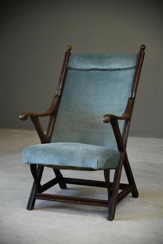 Early 20th Century Armchair (1 of 12)