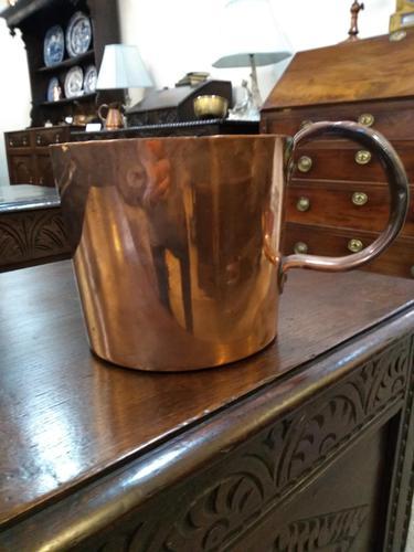 Large Victorian 1 Gallon Victorian Grog Measure (1 of 5)