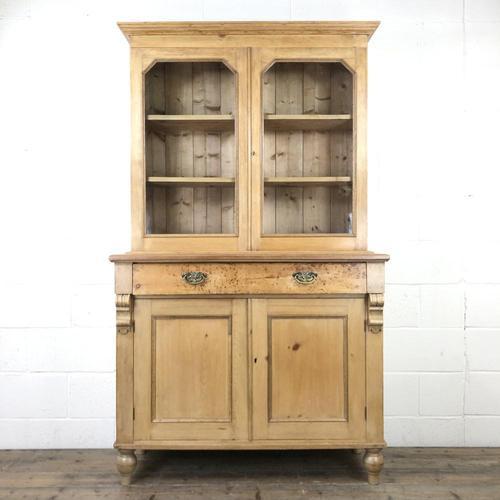 Victorian Pine Dresser (1 of 10)