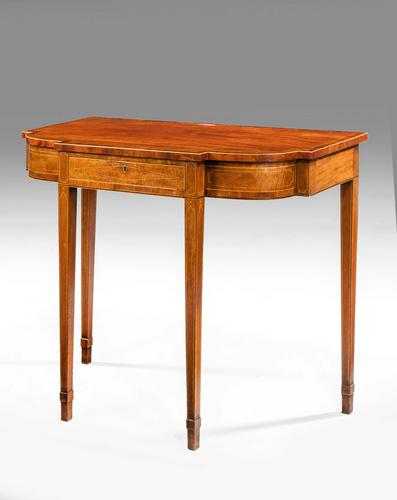 George III Period Side Table (1 of 5)