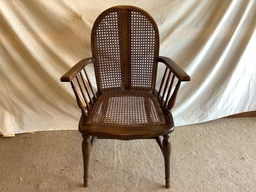Bergere  Vintage Carver Chair (1 of 4)
