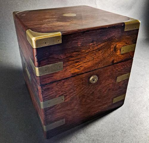 Rosewood Decanter Box (1 of 5)