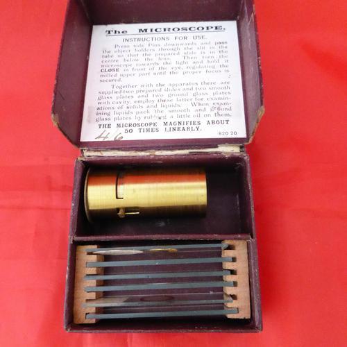 Miniature Boxed Microscope (1 of 2)
