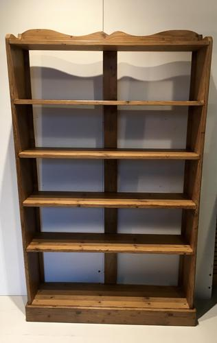 Open Shelf Unit / Bookshelf (1 of 4)