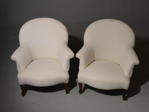 Most Attractive Pair of Late 19th Century Club Armchairs (1 of 7)