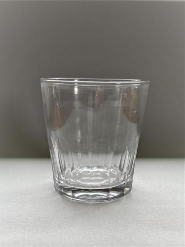 Very Large Early Victorian Whisky Glass (1 of 6)