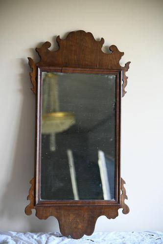 Georgian Style Mahogany Mirror (1 of 9)