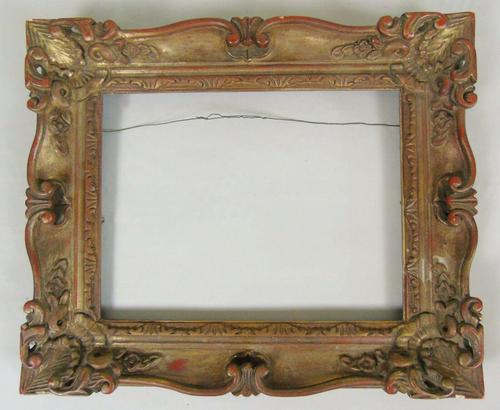 Good Gilt Swept Frame c.1920 (1 of 3)