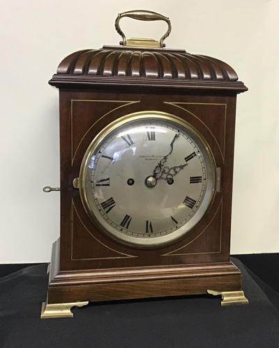 Clock Bracket Mahogany (1 of 7)