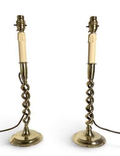 Wrythen Twist Lamps (1 of 6)