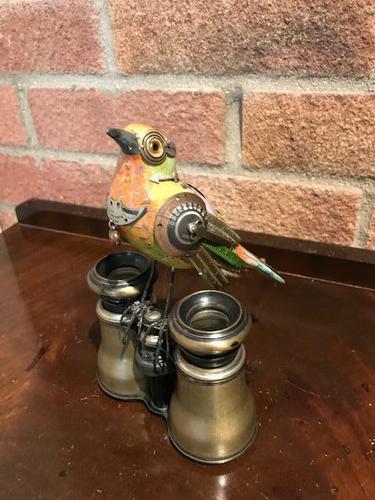 Rare Mullanium Bird (1 of 3)