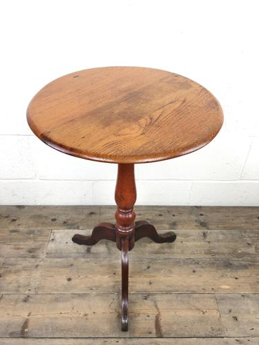 19th Century Mahogany Wine Table (1 of 8)