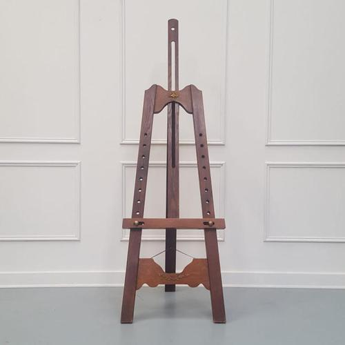 French Artist Easel made in c1930 (1 of 5)