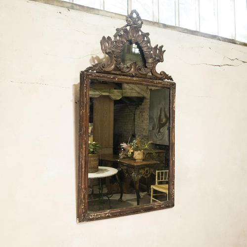 Large 18th Century Italian Rococo Wall Mirror (1 of 12)
