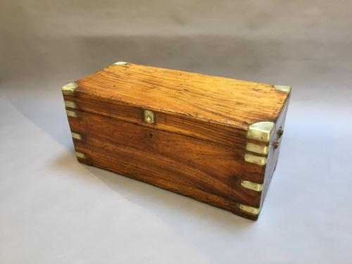 Campaign Camphor Chest Trunk (1 of 11)