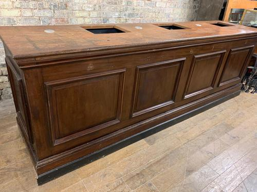 Panelled Solid Counter (1 of 8)