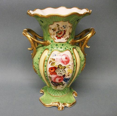Henry & Richard Daniel Twin-Handled Vase, c.1825-30 (1 of 12)