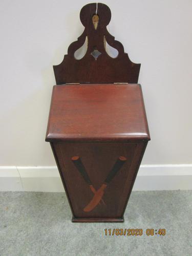 Late Georgian Knife Box (1 of 4)