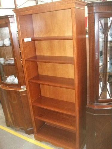 Tall Open Bookcase (1 of 2)