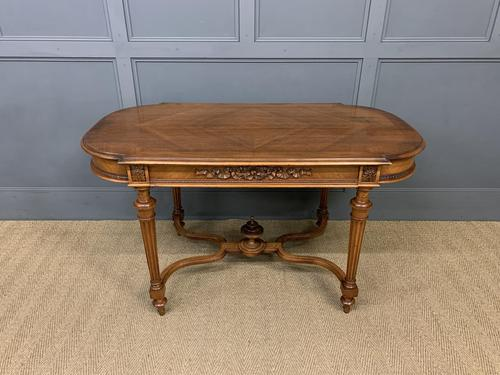 Good French Walnut Centre Table (1 of 14)