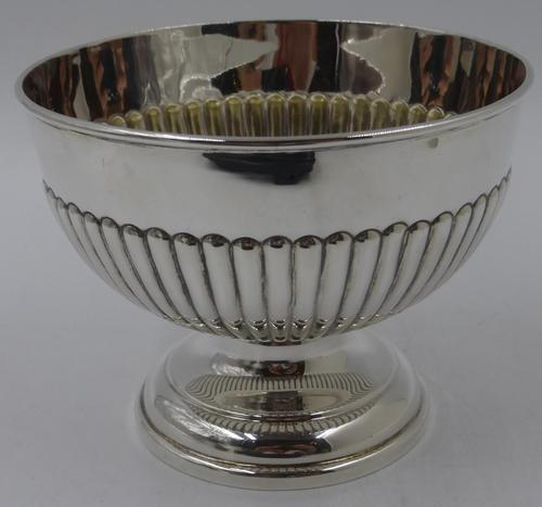 Antique Silver Bowl Sheffield 1903 (1 of 5)