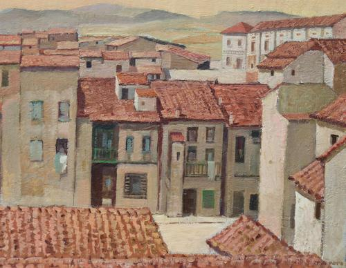 Spanish Townscape by Thomas Pote (1 of 8)