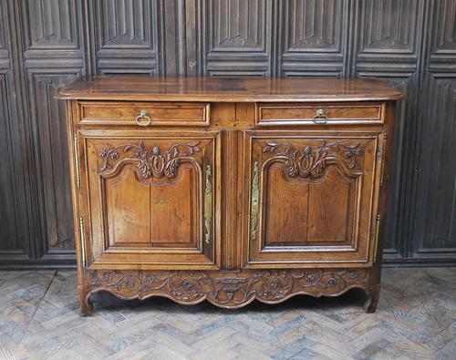 French Oak Buffet / Dresser Base (1 of 9)