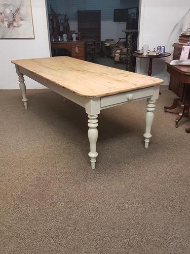 Farmhouse Dining Table (1 of 3)