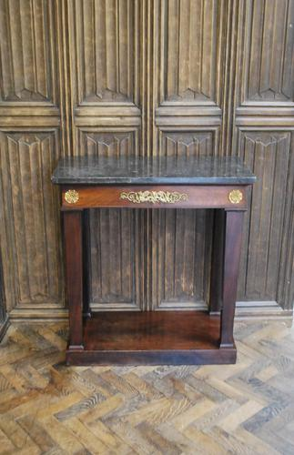 French Empire Console / Hall Table (1 of 7)