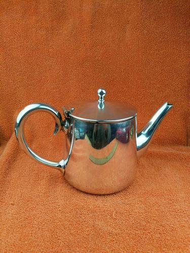 Silver Plate Sheffield Teapot - Gladwin Ltd c.1930 (1 of 10)