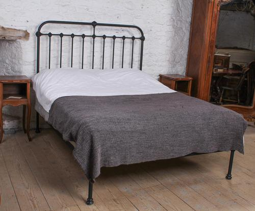 Fashionably Simple French King Size Bed (1 of 5)