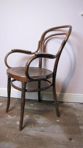 Bentwood Armchair (1 of 5)
