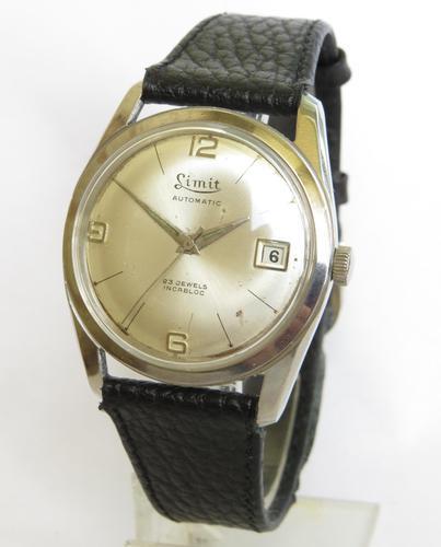 Gents 1960s Limit Wrist Watch (1 of 5)