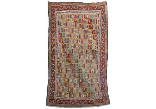 Antique Caucasian Carpet (1 of 4)