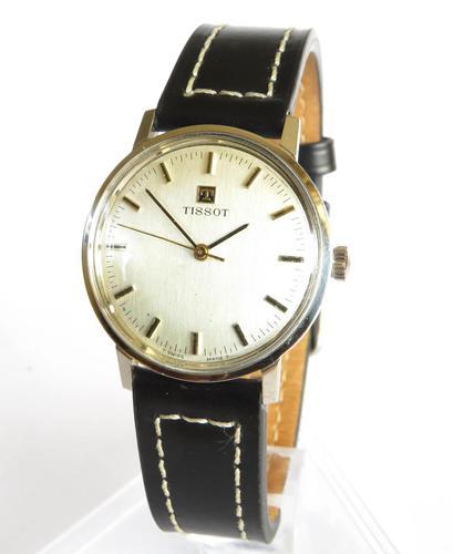 Gents Tissot Wrist Watch (1 of 5)