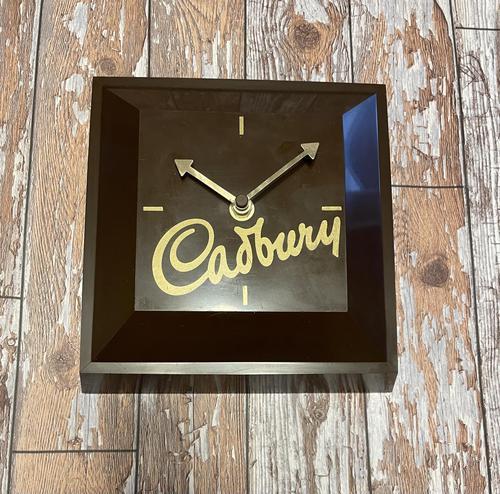Cadbury Promotional Wall Clock (1 of 5)