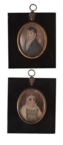 Pair of Miniatures (1 of 3)