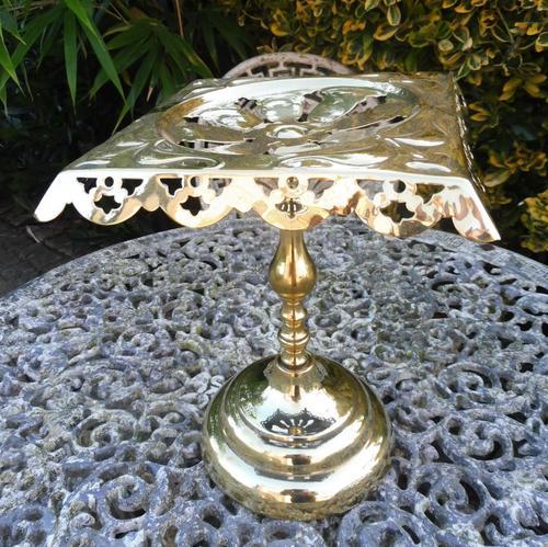 Ornate Brass Trivit 1860 (1 of 12)