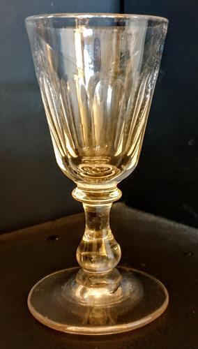 George III Wine Glass c.1800 (1 of 5)