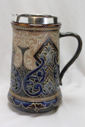 Doulton Lambeth Jug by Eliza Simmance (1 of 4)