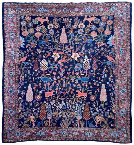 Antique Armanibaff Carpet (1 of 14)