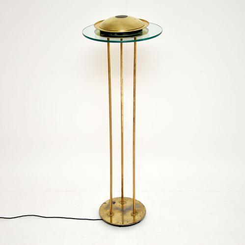 Vintage Brass Floor Lamp by Robert Sonneman (1 of 7)