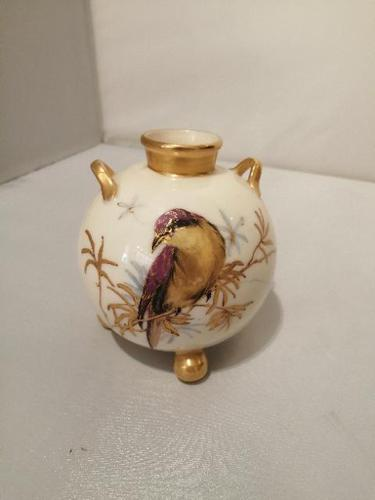 Royal Worcester Posy Vase (1 of 5)