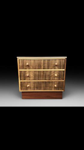 Morris of Glasgow Chest of Drawers (1 of 3)